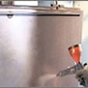 Покраска порошковыми красками металлоконструкций фото