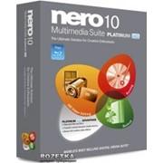 Утилита Nero Multimedia Suite 10 Platinum HD фото
