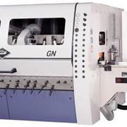 Четырехсторонний продольно-фрезеный станок с пятью шпинделями мод. GN-523 фото