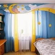 Изготовление и Дизайн штор, Текстильный дизайн дома, заказать Украина. фото