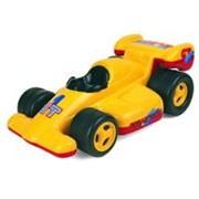 """Автомобиль гоночный """"Формула"""" 34,5х19,5х12,5 см фото"""