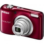 Цифровой фотоаппарат Nikon Coolpix A10 Red (VNA982E1) фото