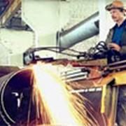 Порезка металла газосваркой фото