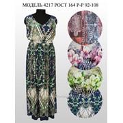 Платье женское, модель 4217 фото