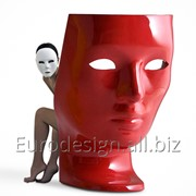 Стул в виде маски Driade Store фото