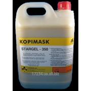 Щелочной удалитель диазоостатков и краски ТПФ Stargel 350 (Kopimask, Испания) фото