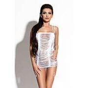 Нитяное коротенькое платье Samantha фото