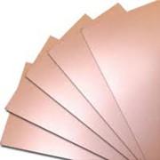 Текстолит листовой фольгированный фото