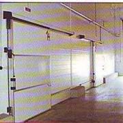 Замена теплоизоляции стен и дверей в камерах фото