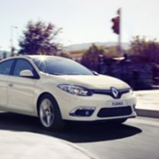 Renault Fluence (Рено Флюенс) фото