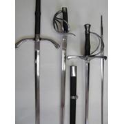Оружие для исторического, сценического, театрального фехтования. фото