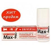 Антиперспиранты max-f фото