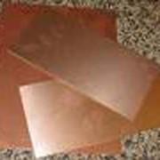Фольгированный стеклотекстолит фото
