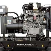 Дизельный генератор Himoinsa HYW-40 М5-AC5-12105034 фото