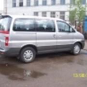 Микроавтобус JAC HFC 6500AIT Long chassis MPV (10-ти местный) фото