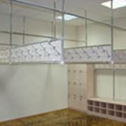 Подвесной гардероб фото