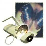 Проектор светоэффектов Солнечный с ротатором колес фото