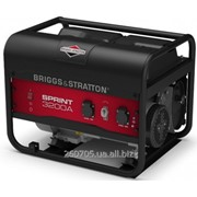 Бензиновый генератор Briggs&Stratton Sprint 3200A, арт.2527 фото
