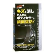 Полироль для кузова цветовосстанавливающий Soft99 Color Evolution Black для черных (Япония) фото