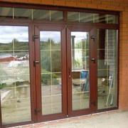 Оборудование для производства окон и дверей из пластика и алюминия фото