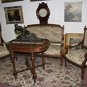Чайная комната Наполеон III, 1850 г. (Франция) фото
