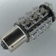 Автомобильная светодиодная лампа Advanta P21W-18P-FLUX-W для заднего хода фото