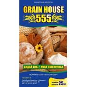 Мука Grain House-555 высшего сорта 25 кг фото