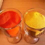Цветной песок для песочной церемонии. фото