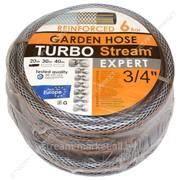 Шланг поливочный TURBO Stream economic 3/4 20 м (цена за 1метр) №424255 фото
