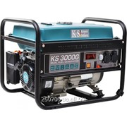 Бензиновый/газовый генератор Konner&Sohnen KS 3000G, арт.862 фото