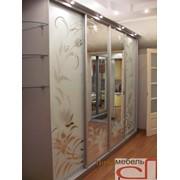 Шкафы гардеробные. фото