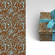 "Упаковочная бумага Миленд ""Орнамент"", 10 листов, 70 х 100 см., 90 г/м2, 10-05-0010 фото"