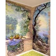 Художній розпис стін в Івано-Франківську та області фото