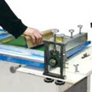 Печать шелкотрафаретная фото