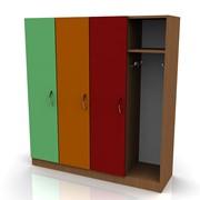 Шкафы для раздевания фото