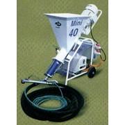 Агрегат штукатурно-смесительный MINI 40 фото