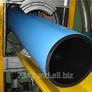 Полиэтиленовые трубы для газо- и водоснабжения с защитным покрытием из минералонаполненной полиолефиновой композиции фото