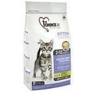 Корм 1st Choice Kitten Фест Чойс для котят с курицей, на развес за 1 кг фото