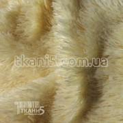 Ткань Мех игрушка ( светлый персик ) 148 фото