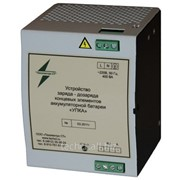 Устройство подзаряда-дозаряда концевых элементов аккумуляторной батареи фото