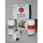 TARRAGO - 103 Краситель+очиститель COLOR DYE, стекло, 2 х 25мл. (pale orange) фото