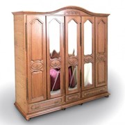 Шкаф Valentina c 5 дверьми фото