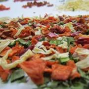 Овощи сушеные, сушеная продукция фото