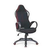 Кресло компьютерное Halmar HELIX 2 (черно-красный) фото