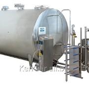 Комплект оборудования для производства мягких и твердых сыров, производительность 2000 л/сутки фото