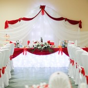 Оформление свадебного зала Витебск фото