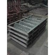 Промышленные лестницы из холодногнутых профилей ЛХФ, ЛХВ, ЛХР (серия 1.450.3-7.94) фото