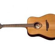 Левосторонняя акустическая гитара Lag Tramontane TL-100D (NAT) фото