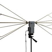 Измерительная биконическая приемо-передающая антенна П6-121М4 фото