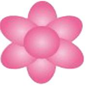 Пищевой краситель - паста от Sugarflair - Pastel Baby Pink - 25g фото